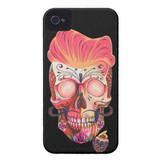pink skull iPhone 4 covers