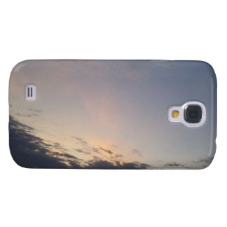 Pink Sky Galaxy S4 Case