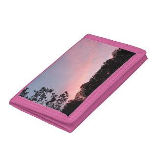 Pink Sky Wallet