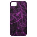 Pink Smoke iPhone 5 Case