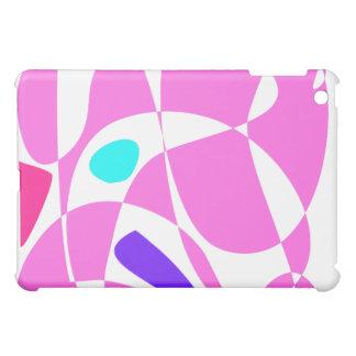 Pink Snake iPad Mini Cover