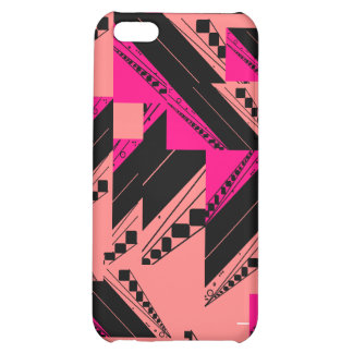 Pink Snap iPhone 5C Cover