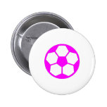 "Pink ""SOCCER BALL"" image"