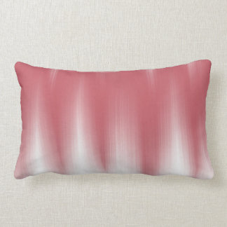 Pink soft brush design cushions