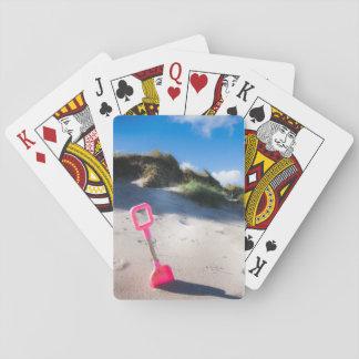 Pink Spade Playing Cards