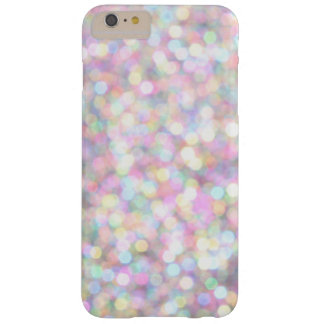 Pink Sparkles iPhone 6/6s Plus Barely There iPhone 6 Plus Case