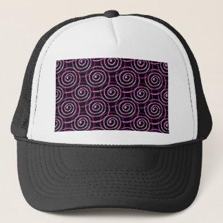 Pink Spirals Trucker Hat