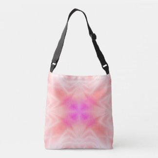 Pink Splash Crossbody Bag