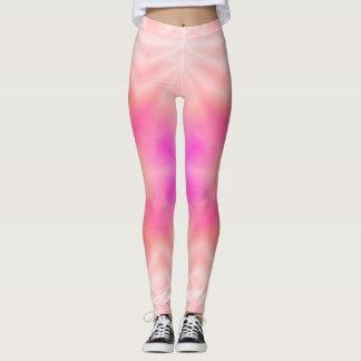 Pink Splash Leggings