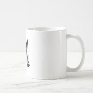 Pink Spoiled Oilfield Wife Basic White Mug