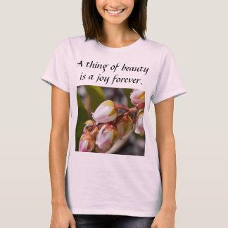 "Pink ""Spring Buds"" T-Shirt"