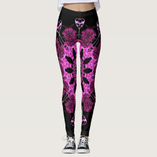 Pink & Spunky Leggings