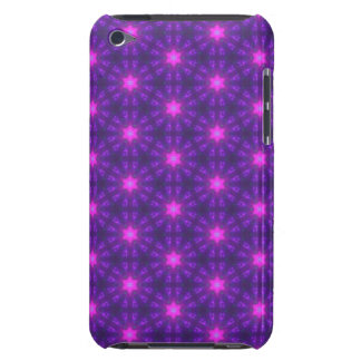 Pink Starburst Barely There iPod Cases