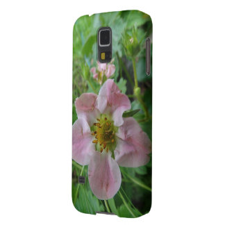 Pink Strawberry Blossom Photo Samsung Galaxy S5 Galaxy S5 Cover