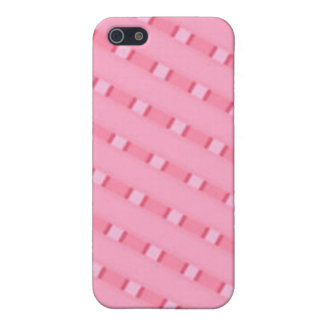 Pink stripe iphone Case Cover For iPhone 5/5S
