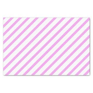 Pink Stripe Tissue Paper