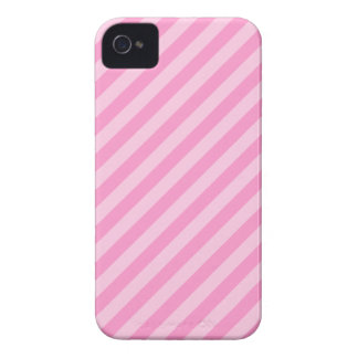 Pink Stripes. iPhone 4 Covers