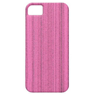 Pink Strips Cover For iPhone 5/5S