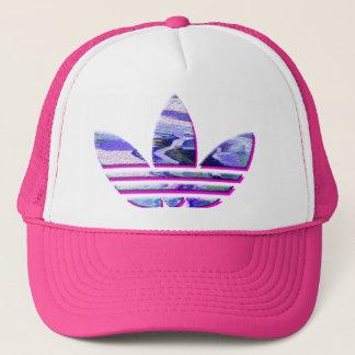 Pink Summer Cap