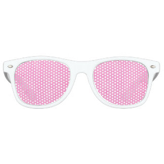 Pink sun shades, Pink party sunglasses