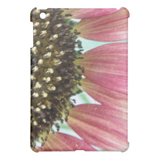 Pink Sunflower  Cover For The iPad Mini