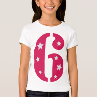 Pink Superstar 6 T Shirt