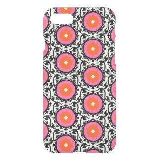 Pink Suzani Pattern iPhone 8/7 Case
