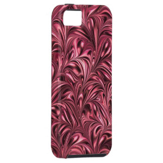 Pink Swirl - SRF iPhone 5 Cover