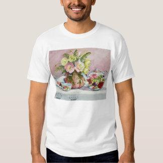 Pink Tea Shirt