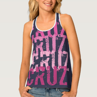 PINK Ted Cruz 2016 Womens Tank Top Election Gear