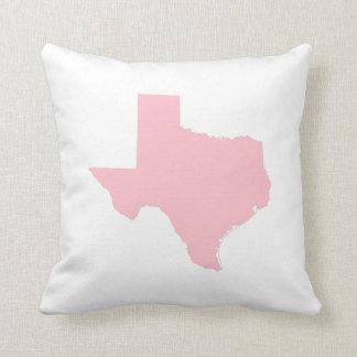 Pink Texas Cushion