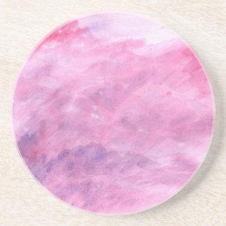 Pink Texture Coaster