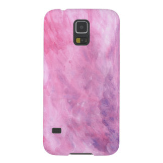 Pink Texture Galaxy S5 Case