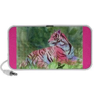 Pink Tiger Speaker