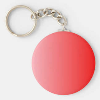 Pink to Red Vertical Gradient Keychain