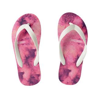 Pink Toddler Flip flops