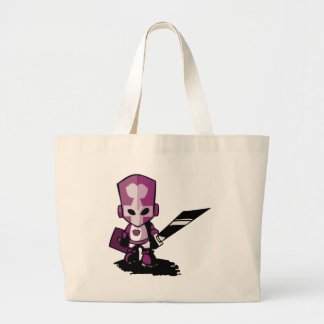 pink canvas bags
