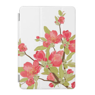 Pink Tree Blossoms iPad Mini Case iPad Mini Cover
