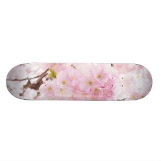Pink Tree Cherry Blossom Skate Board Decks