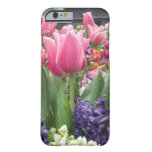 Pink Tulip Forest iPhone 6 Case Barely There iPhone 6 Case