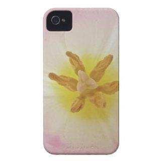 Pink Tulip iPhone 4 Case-Mate ID