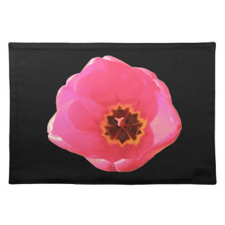Pink Tulip Placemat