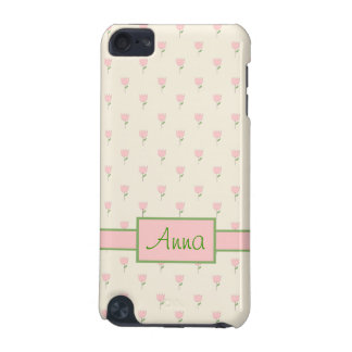 Pink Tulips iPod Touch 5G Covers