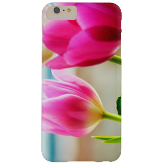 Pink Tulips iPhone 6/6s Plus, Barely There Barely There iPhone 6 Plus Case