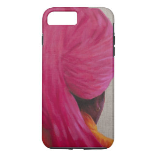 Pink Turban Orange Jacket 2014 iPhone 8 Plus/7 Plus Case