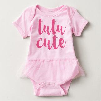 Pink Tutu Cute Baby Girl Tutu Romper Baby Bodysuit
