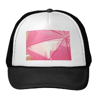 Pink Umbrella hat
