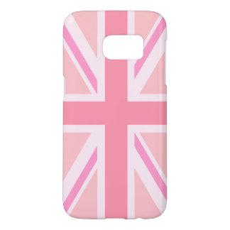 Pink Union Jack/Flag