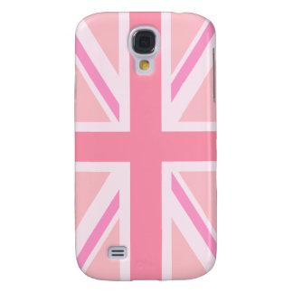 Pink Union Jack/Flag HTC Vivid Cover
