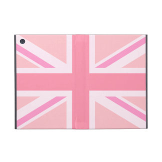 Pink Union Jack/Flag iPad Mini Cover